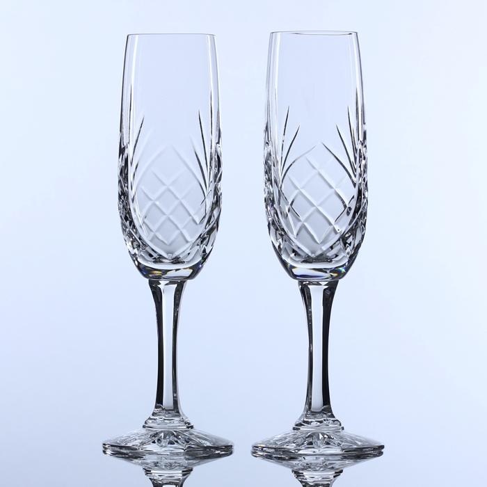 olga cassini long stem champagne flutes - 700×700