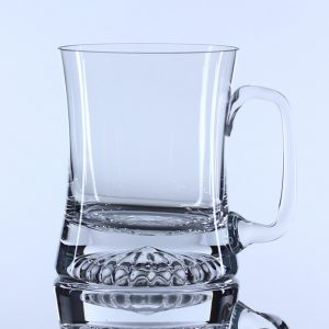 Curved Star Base Tankard