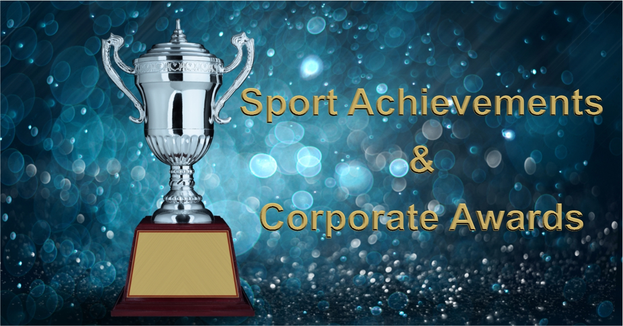 Personalised Corporate Awards Slider