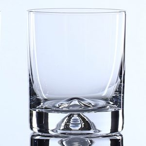Handmade Dimple Base Whisky Tumbler Gift