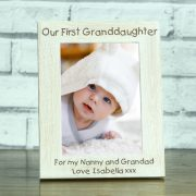 OAKWW57153P-laser-engraved-new-baby-our-first-1st-granddaughter-personalised-5-x-7-solid-oak-wooden-photo-frame