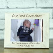 OAKWW57154L-laser-engraved-new-baby-our-first-1st-grandson-personalised-5-x-7-solid-oak-wooden-photo-frame