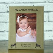 LEABRFR112P-my-christening-day-laser-engraved-brown-leatherette-rocking-horse-personalised-5-x-7-photo-frame